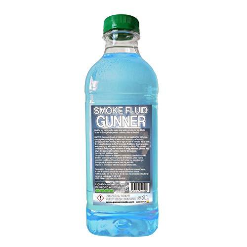 Gunner Smoke - Líquido de Humo Neutro 1L Densidad Muy Alta