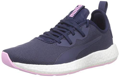 Puma Damen NRGY Neko Sport WN's Laufschuhe, Blau (Peacoat-Lilac Sachet-Puma White), 38 EU