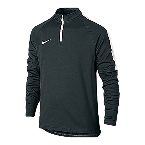 Nike Kinder Dry Big Sweatshirt Herren, Farbe Grün, Größe XS