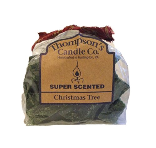 Thompson's Candles Crumbles-Christmas Tree