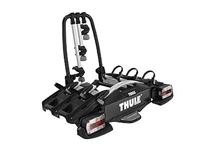 Thule VeloCompact 3 7-pin, Portabicicletas compacto y ligero para uso diario (para 3-4 bicicletas).