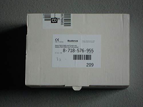 Buderus Modul PM10 EMS Pumpe 8 718 576 955 // 8718576955 NEU OVP