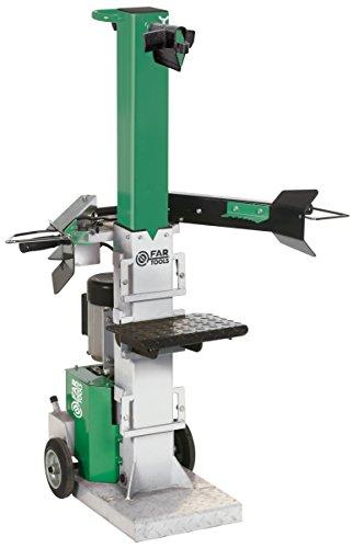 Fartools 182030 Fendeur de bûches 2400 W Diamètre 350 mm Force de pression 10 T