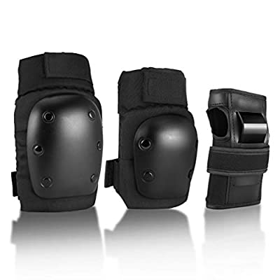 NEIQII Kids/Adults Protection Gear, Knee Protec...