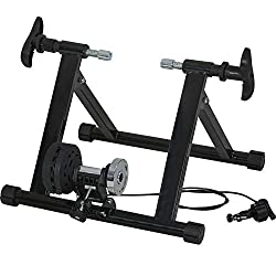 FDW Bike Trainer Stand Bicycle Trainers Road Bike Trainer for Indoor Riding