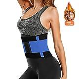 Bauchweggürtel Damen Abnehmen Bauchgürtel, Taille Trimmer Sport Powergürtel Waisttrainer,...