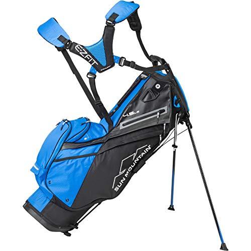 Sun Mountain 2020 4.5 Ls 14-Way Golf Stand Bag Black/Blue