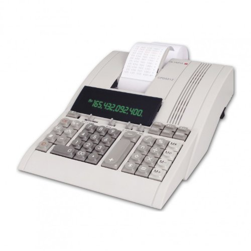 OLYMPIA Tischrechner CPD 5212
