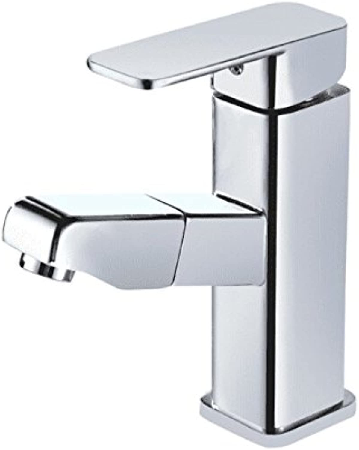 Jduskfl Kitchen Faucet Net Faucet Bathroom Faucet New Glass Bathroom Faucet Waterfall Mixer One Hole Handle Basin Sink Tap Chrome,Red