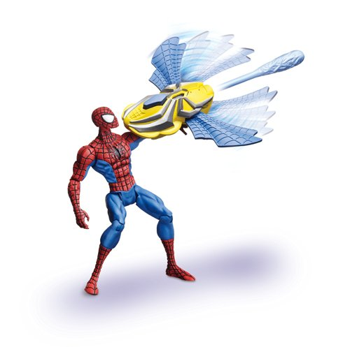 Hasbro - 37251 - Figurine - Spider-Man Movie - Spider-Man Tir de Missiles