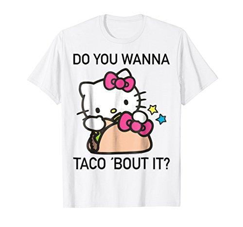 Hello Kitty 'Taco 'Bout It' Tee Shirt