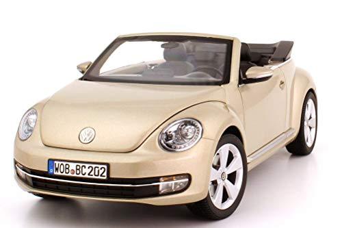 Volkswagen 5C3099302P7W Modèle Réduit de Voiture, Moon Rock Silver Métallisé