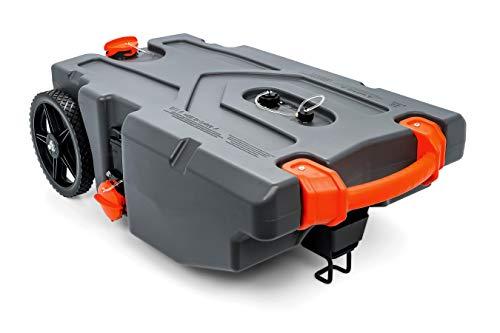 Heavy Duty 36 Gallon Portable Waste RV Tote Tank