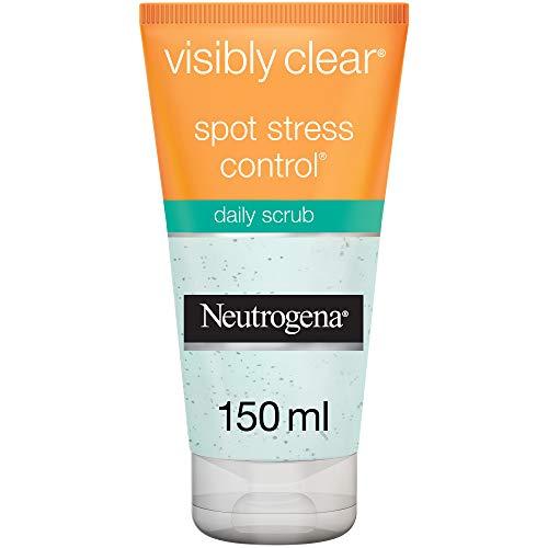 Neutrogena Visibly Clear Spot Stress Control Exfoliante Diario - 150 ml.