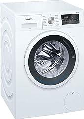 Siemens iQ300 WM14N140 Tvättmaskin / 6,00 kg / A+++ / 137 kWh / 1 400 varv/min / snabbtvättsprogram / reload-funktion / aquaStop