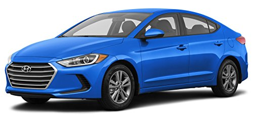 2018 Hyundai Elantra SEL, 2.0L Automatic Transmission SULEV (Ulsan), Electric Blue Metallic