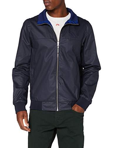 Scotch & Soda Reversible Sporty Harrington Jacket Chaqueta, Night 0002, M para Hombre
