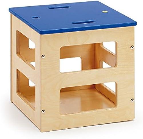 Erzi 41, 5 41, 5 41, 5cm Deutsch Holz Spielzeug Sportbox