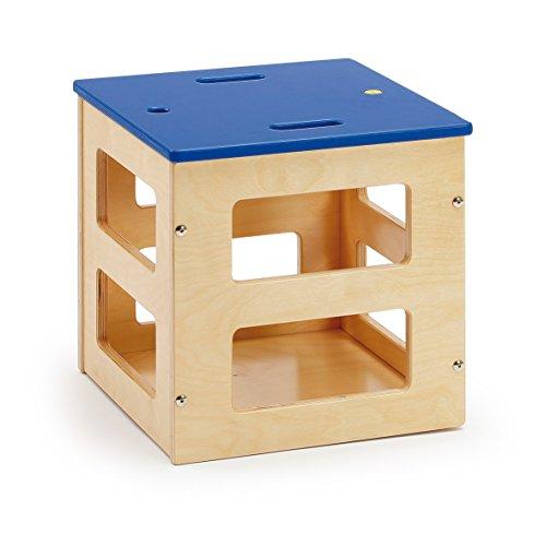 Erzi 44468 Sportbox S aus Holz, für Freizeit, Sport und Therapie