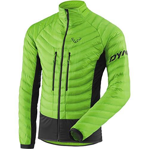 DYNAFIT M TLT Light Insulation Jacket Grün, Herren Daunen Jacke, Größe S - Farbe Lambo Green