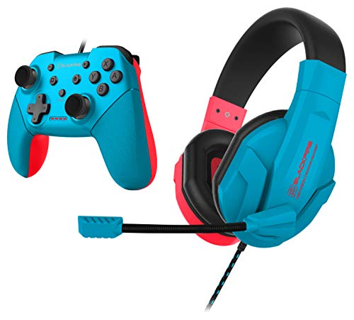 Ardistel - Blackfire Neon Pack Headset + Controller (Nintendo Switch)