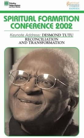 Top New Kanuga 2002 Keynote Address- Desmond Tutu [VHS]