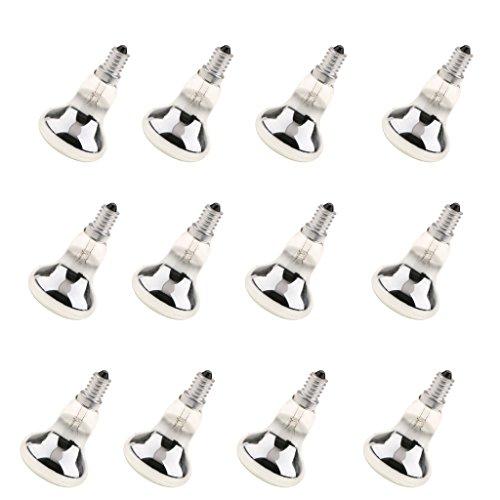 E14 Reflektorlampe R50 Glühlampen Birnen Lampe 40W - 12 Stück