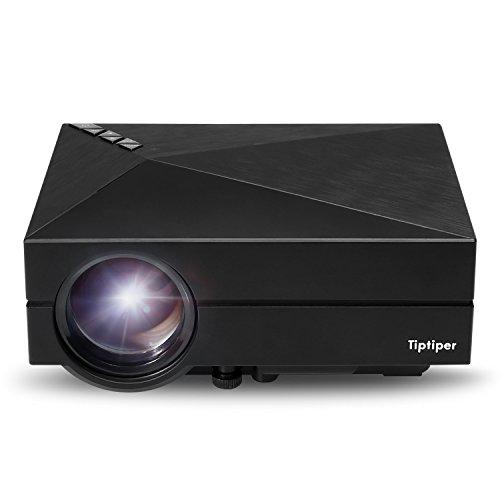 Vidéoprojecteur LCD, Tiptiper Mini Projecteur Vidéo LCD...