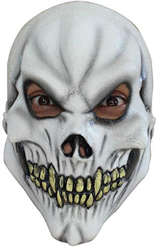 Generique - Masque Squelette Terrifiant Halloween