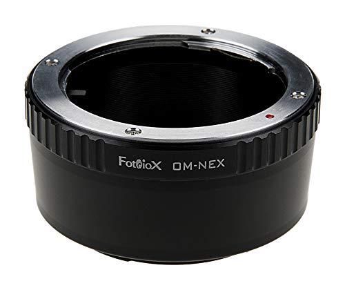 Fotodiox Anillo Adaptador para Olympus OM Zuiko Lente de la cámara Sony...