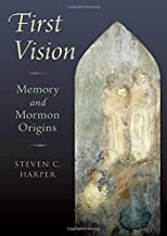 First Vision: Memory and Mormon Origins