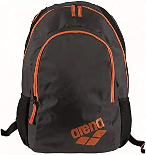 Arena Spiky-2 Fluo Orange Backpack for Swimming Gears