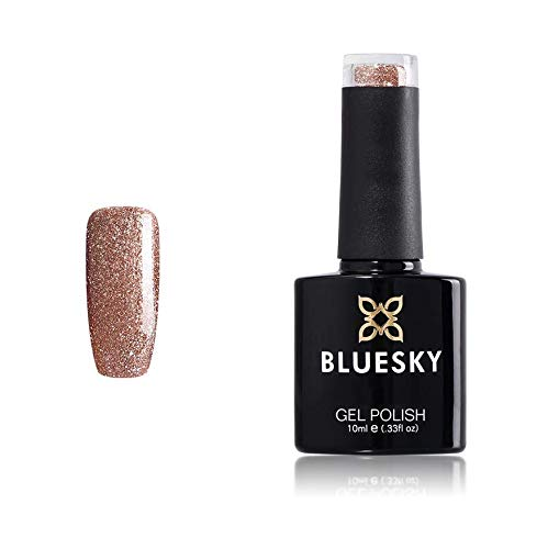 Blue Sky Interactive BlueSky Gel polish Tinsel Toast, 1er Pack (1 x 10 ml)