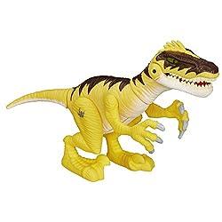 7. Playskool Heros Jurassic World SFX Velociraptor