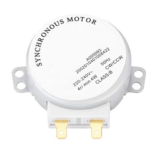 Motor síncrono Motor síncrono de CA de bajo consumo de energía para ventilador para soplador de aire caliente para horno microondas para horno de combustión