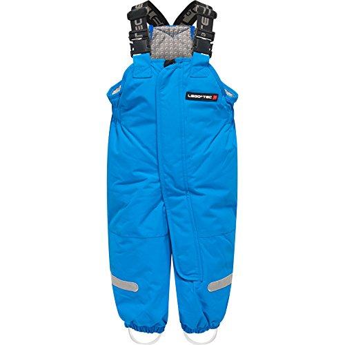 Lego Wear Duplo Lego TEC Parkin 770-Schneehose/Skihose Pantalon de Ski, Turquoise (Dark Turquise 784), 9 Mois Mixte bébé