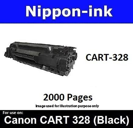 Nippon-ink CART328 Laser Black Toner For Canon - ImageCLASS D520 D550 MF4410 MF4412 MF4420 MF4420w MF4430 MF4450 MF4452 MF4550 MF4550d MF4570 MF4570dn MF4580 MF4550d
