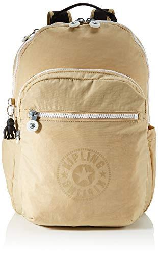 Kipling Backpack Seoul Beige/Black
