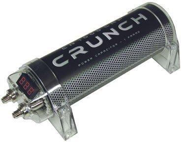 Crunch 1F Kondensator Powercap CR1000