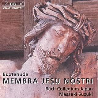 Buxtehude: Membra Jesu nostri /Bach Collegium Japan * Suzuki