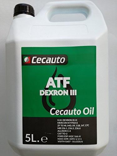 Cecauto 1006007054 Cecauto-07054 Aceite Dexron III 5L