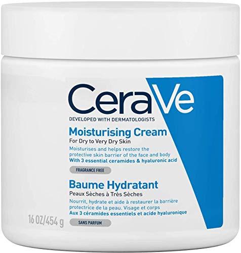 CeraVe – Feuchtigkeitscreme für trockene bis sehr trockene Haut - 454 g