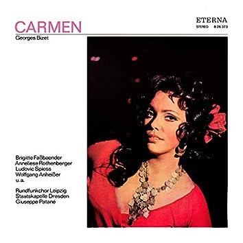 Bizet: Carmen (Highlights - Sung in German)