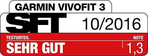 Bracelet Garmin Vivofit 3 Moniteur d'activité avec Détecteur de Mouvement Automatique Garmin Move IQ™ - 14