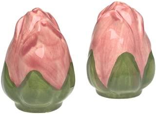 franciscan desert rose salt and pepper shakers