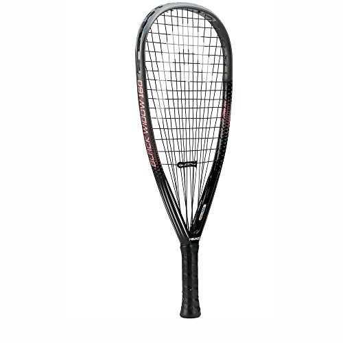 Head Black Widow 160 Racquetball Racquet (3-5/8)