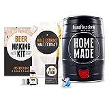 Kit para elaborar Cerveza Artesana Lager en Casa - Producto de Alemania -...