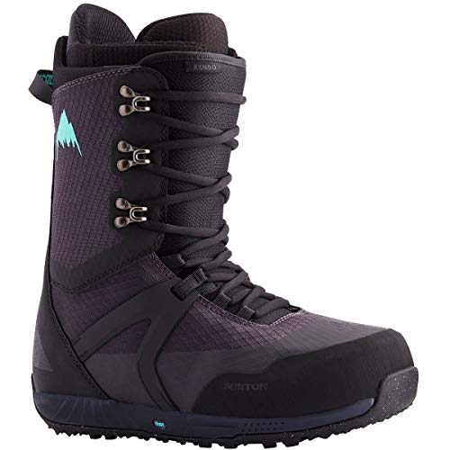 Burton Kendo Snowboard Boot - Men's Black, 11.0