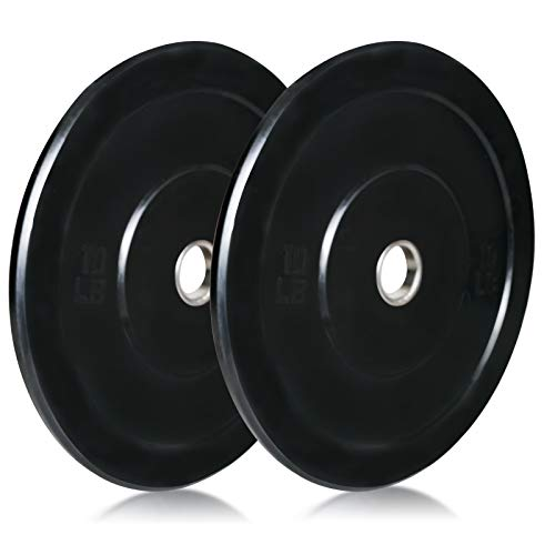 QCen Bumper Plates