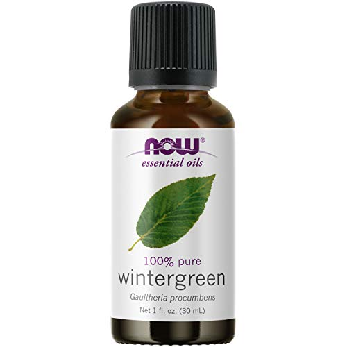 NOW Essential Oils, Wintergreen Oil, 1-Ounce